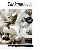 Heft 2/2013, Thema: Aus Stein - Tag des Denkmals 2013