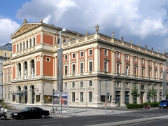 Wiener Musikverein Foto: © Wikimedia/Gryffindor