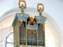 Gehäuse Barockorgel, Ägydiuskirche Wien