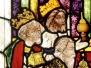 Glasfenster Filialkirche St. Nikolaus  Langenlois
