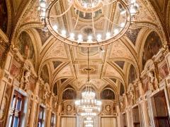Schwind-Foyer Wiener Staatsoper