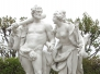 """Statuengruppe """"Herkules und Kalliope"""", Belvedere Wien"""