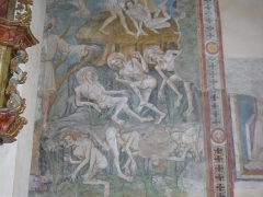 Wandmalereien in der Minoritenkirche in Bruck/Mur