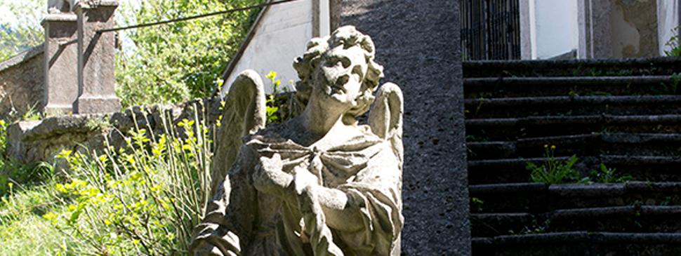 Renovierung der Figuren am Kalvarienberg Lilienfeld