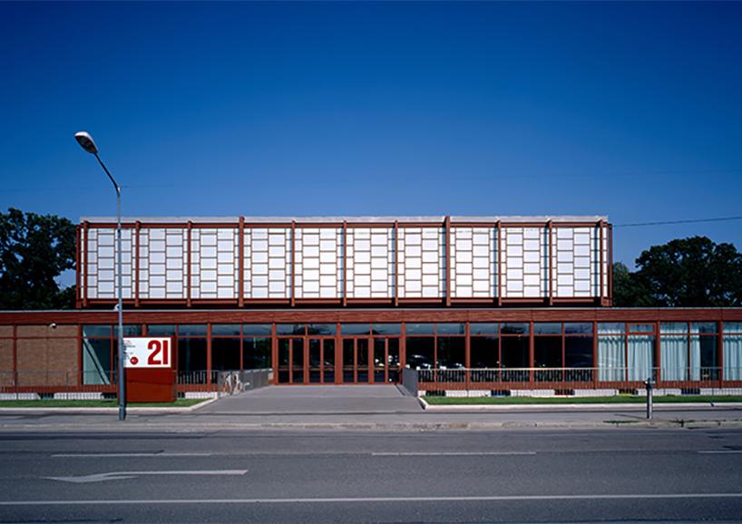 Vortrag von Architekt Adolf Krischanitz
