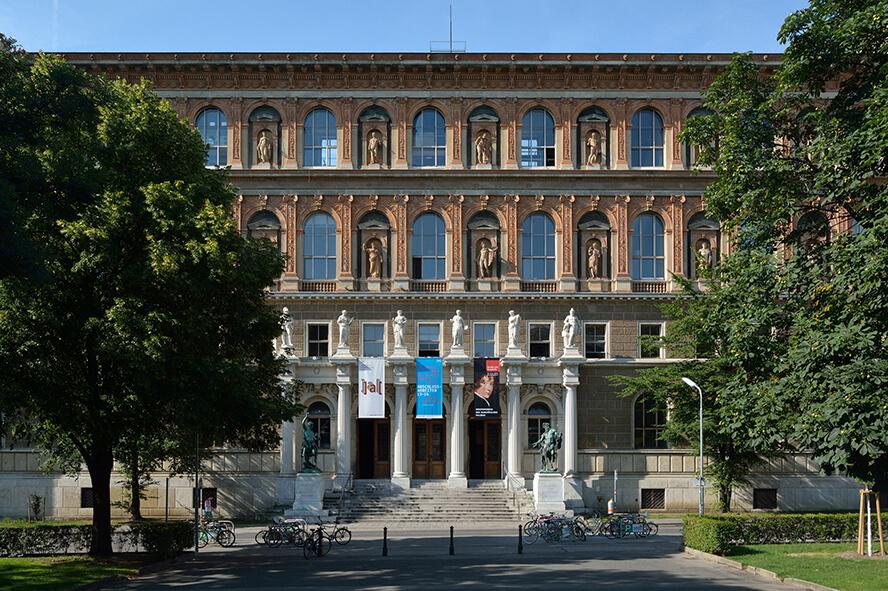 Führung Akademie der bildenden Künste Wien