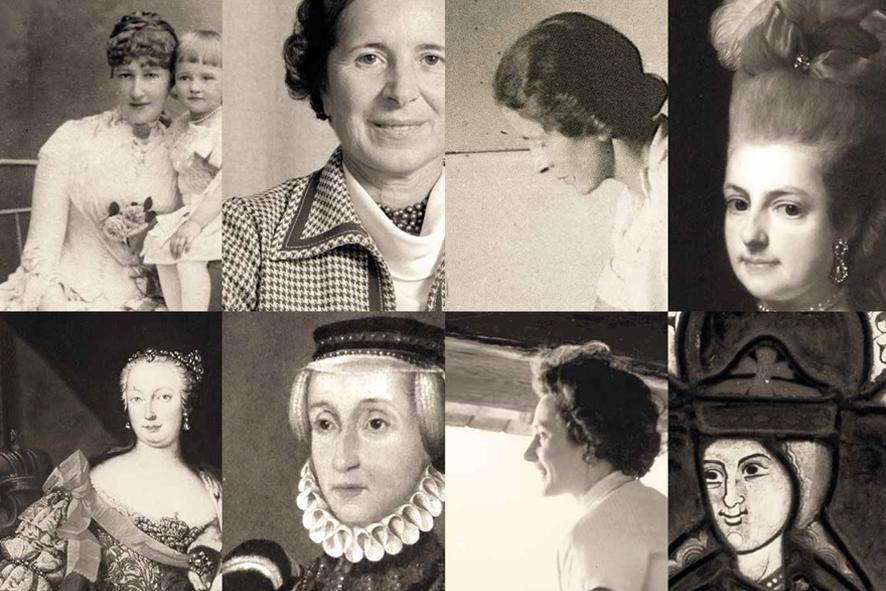 Denkmal heute 1/2017: Heimat großer Töchter