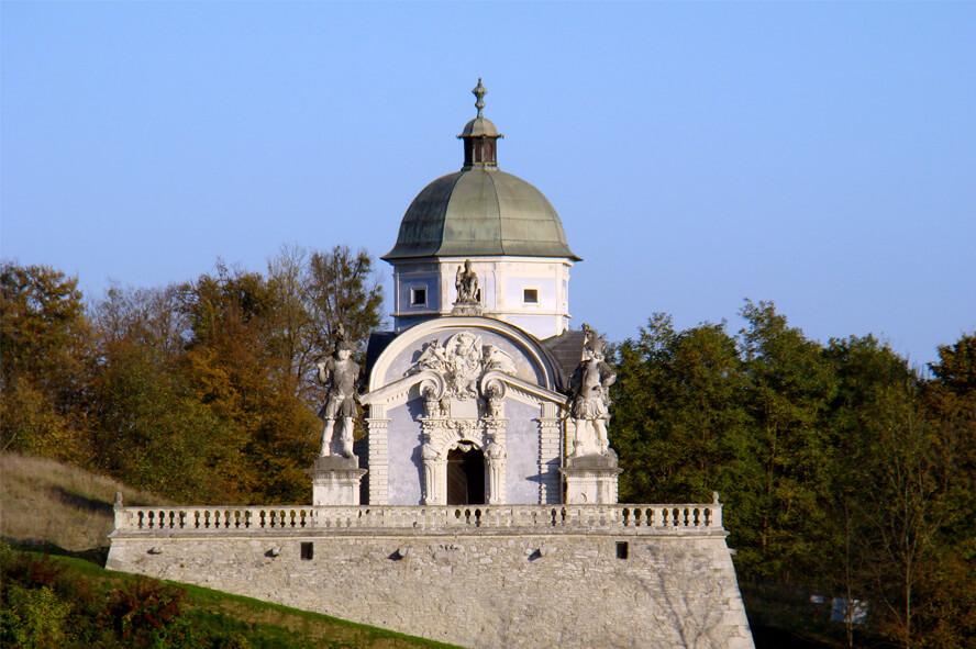 Eggenberger Mausoleum