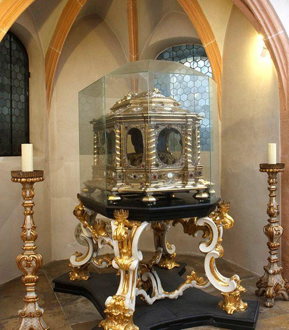 Reliquienschrein Stifts- und Pfarrkirche Göttweig