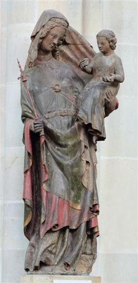 Minoriten-Madonna Minoritenkirche Wien