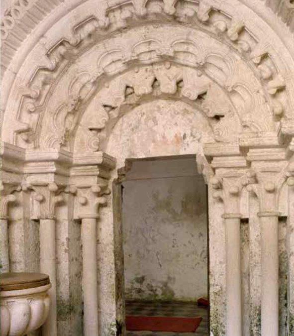 Romanisches Nordportal Basilika, Kleinmariazell