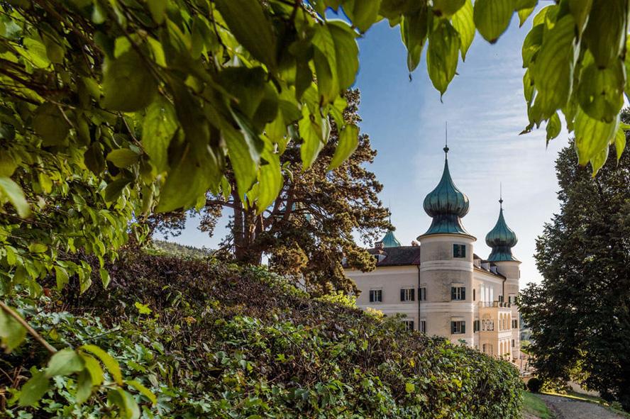 Führung Schloss Artstetten