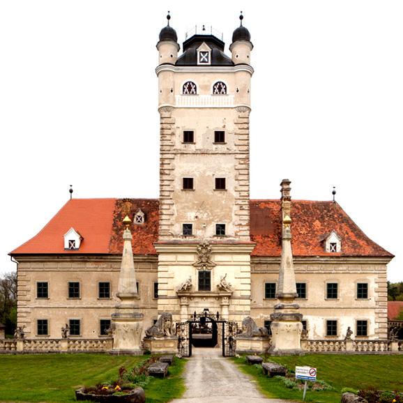 Torturm Schloss Greillenstein