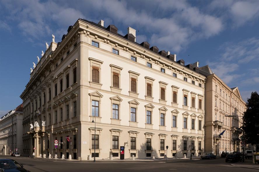 Führung Stadtpalais Liechtenstein