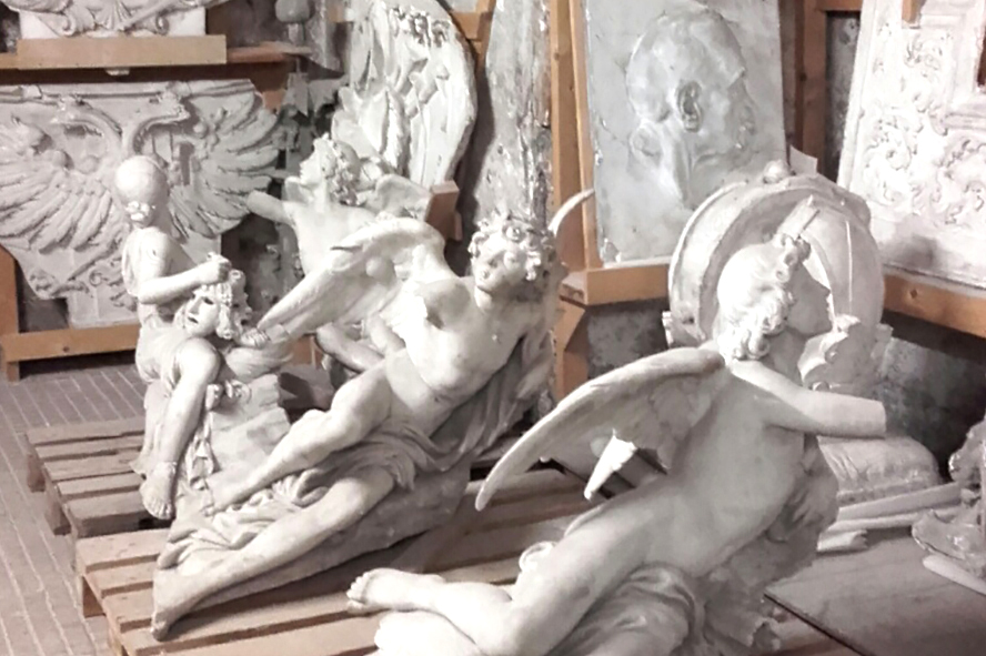 Führung Gipsmodellsammlung Hofburg
